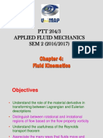 Chapter 4- Fluid Kinematics