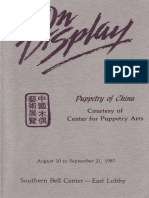 1987_On Display_Puppetry of China.pdf