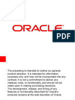 Oracle Corporativo UN