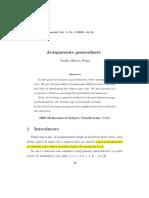 ARANJAMENTE GENERALIZATApopa
