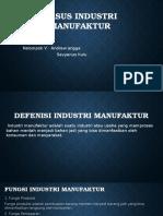 Kasus industri manufaktur.pptx