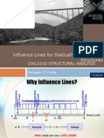 3. Influence Lines 4