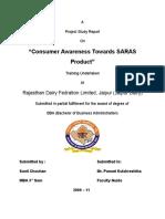 Saras Report
