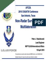 01 Non-Radar_Surveillance_Multilateration (Peter Radzikowski)