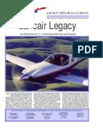 Lancair Legacy Kitplane
