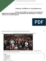 1-Crisis PSOE_ Fernández Carga Contra Sánchez_ El PSOE No Es Una Plataforma Al Servicio de Un Líder