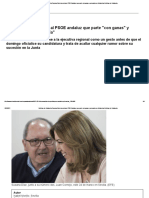 3-Noticias de Andalucía_ Susana Díaz Comunica Al PSOE Andaluz Que Parte Con Ganas y Pensando en Andalucía