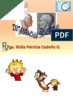 Integración sensorial orofacial Fga. Nidia Patricia Cedeño