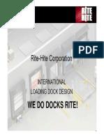 International Dock Design 2008