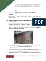 INFORME DE EVALUACION ESTRUCTURAL DE VIVIENDA.doc