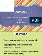 Adverbs Ame