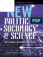 Frickel, Moore - The New Political Sociology of Science