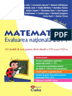 Evaluare nationala 2014 - Editura CABA.pdf