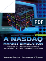 Nasdaq Market Simulation Insights on a Major Market From the Science of Complex Adaptive Systems (Complex Systems and Interdisciplinary Science)