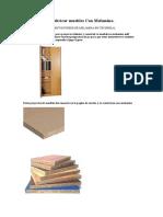 Proyectos Melamine 2016.docx