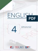 Livro Ingles 4