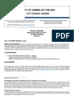 Agenda Closed Session 03-29-17