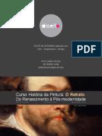 AULA T1-Curso Historia Da Pintura O Retrato