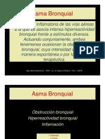 .Asma 1 Fisiopatología