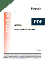 SPIF301-Sunplus
