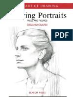 Civardi Giovanni Drawing Portraits Faces and Figures