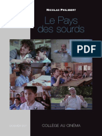 Pays Des Sourds (Le) de Nicolas Philibert