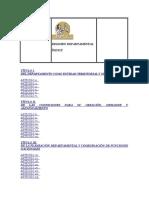 Regimen Departamental