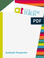 IBAT College Dublin International Prospectus