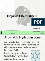 Aromatic Reactions