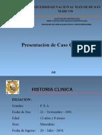 Caso Clinicocorreg