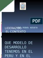 Untecs Liderazgo Clase 3 Contexto Nacional e Internacional