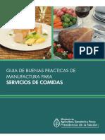 BPM ServicioComida 2011