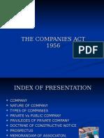 Session 4 Company Law
