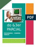 2do y 3er Parcial - Curso de Invierno de Programación y Métodos Numéricos