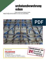 Elementdecke 2002 Furche FDB Fuer Flachdecken