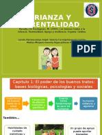 Los Buenos Tratos a La Infancia. Parentalidad, Apego y Resiliencia