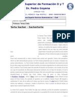Apunte Historia Tortas Clásicas 2015
