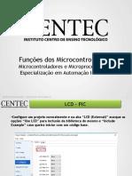 Aula 05 - Funções Dos Microcontroladores Pic e Arduino - Microcontroladores - Eai