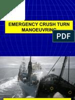 3-1 Emergency Crash Turn Manueuvre