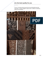 Mudzakir.com-Indonesian Batik Fabric the Best Quality for You