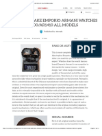 HOW TO SPOT FAKE EMPORIO ARMANI WATCHES AR1400:AR1410 ALL MODELS | eBay.pdf