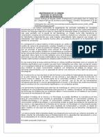 Rae Orientaciones Curriculares Para El Campo de Ciencia y Tecnología