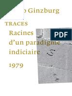 CarloGinzburg Traces 1979-2