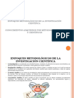 Enfoques Metodológicos de La Investigación Científica (2)