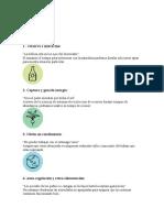 Los 12 Principios de La Permacultura