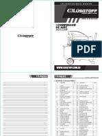 Manual Compresor Aire LC2550B