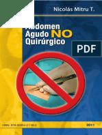Libro Abdomen Agudo No Quirurgico