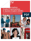 GESE Exam Information Booklet - 8th Impression