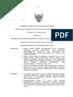 PERATURAN GUBERNUR KEPULAUAN BANGKA BELITUNG TENTANG PEDOMAN PELAKSANAAN SISTEM RUJUKAN PELAYANAN KESEHATAN.pdf