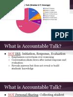acct talk data for instructional management 1